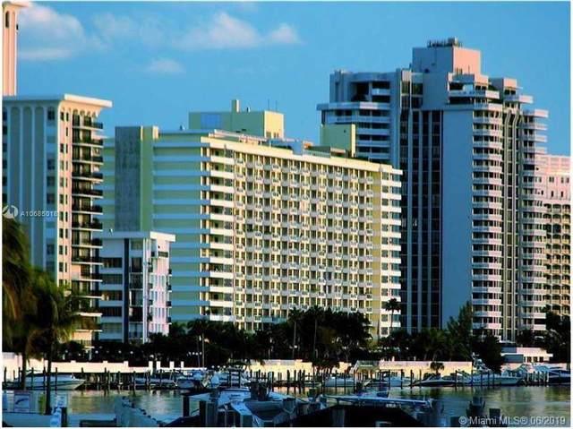 5600 Collins Ave 7U, Miami Beach, FL 33140 (#A10685018) :: Posh Properties