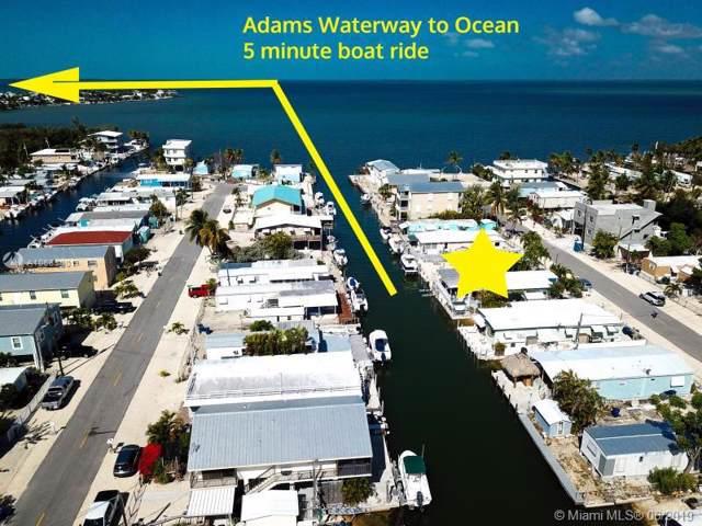 23 Pigeon Drive, Other City - Keys/Islands/Caribbean, FL 33037 (MLS #A10685901) :: Berkshire Hathaway HomeServices EWM Realty