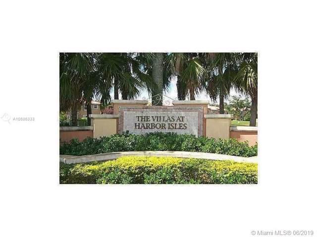 4953 Tradewinds Ter #706, Dania Beach, FL 33312 (MLS #A10686333) :: GK Realty Group LLC