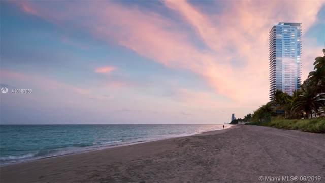 2000 S Ocean Drive 21B, Hallandale, FL 33009 (MLS #A10687059) :: The Rose Harris Group
