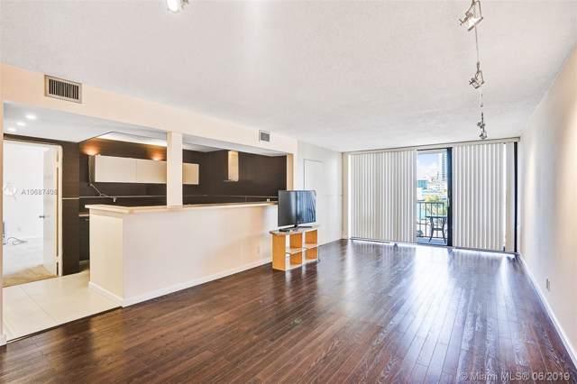 400 Leslie Dr #318, Hallandale, FL 33009 (MLS #A10687408) :: Berkshire Hathaway HomeServices EWM Realty