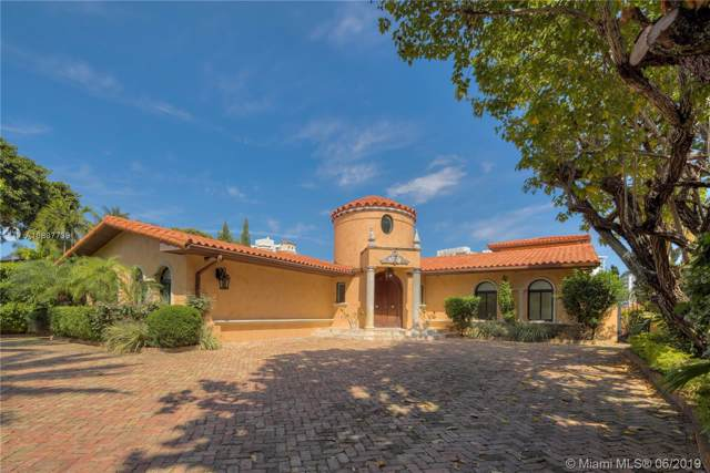5445 Pinetree Dr, Miami Beach, FL 33140 (MLS #A10687739) :: Castelli Real Estate Services