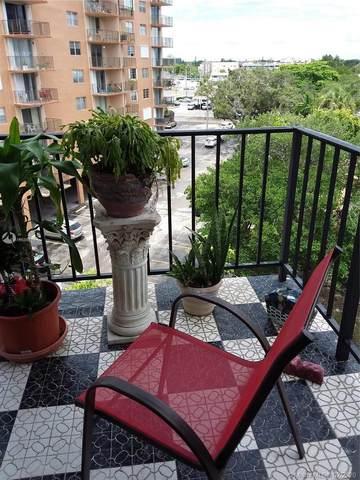 12500 NE 15th Ave #601, North Miami, FL 33161 (MLS #A10688145) :: The Teri Arbogast Team at Keller Williams Partners SW