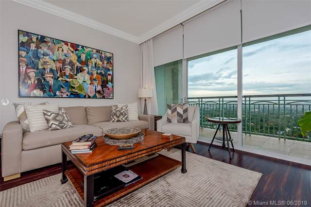 3350 SW 27th Ave #2204, Miami, FL 33133 (MLS #A10689139) :: Castelli Real Estate Services