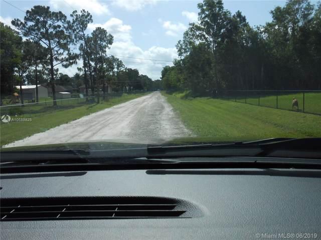 0 N 69th Ct, Loxahatchee, FL 33470 (MLS #A10689825) :: Grove Properties