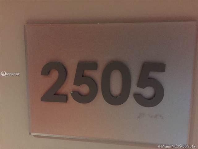 1100 S Miami Ave #2505, Miami, FL 33130 (MLS #A10690427) :: Dalton Wade Real Estate Group