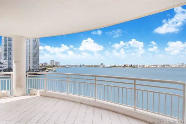 888 Brickell Key Dr #712, Miami, FL 33131 (MLS #A10691388) :: Berkshire Hathaway HomeServices EWM Realty