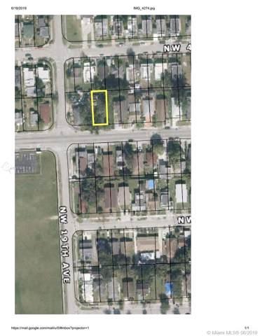 1867 NW 46th St, Miami, FL 33142 (MLS #A10693339) :: Grove Properties