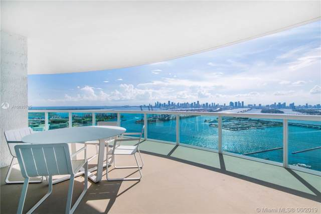 1000 S Pointe Dr #3201, Miami Beach, FL 33139 (MLS #A10693715) :: The Jack Coden Group