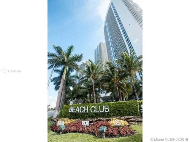 1800 S Ocean Dr #3707, Hallandale, FL 33009 (MLS #A10693806) :: The Rose Harris Group
