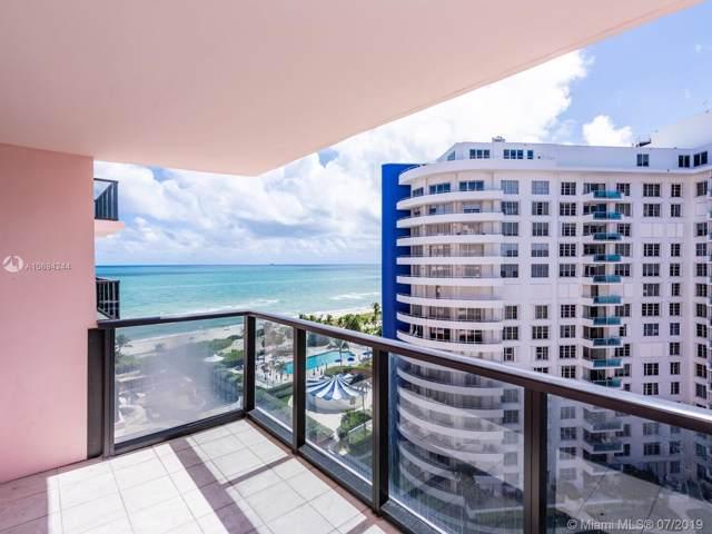 5225 Collins Ave #1411, Miami Beach, FL 33140 (MLS #A10694244) :: Patty Accorto Team