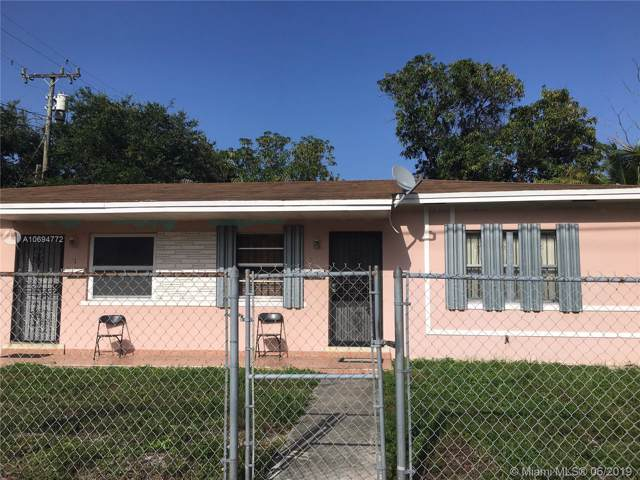5311 NW 3rd Ave, Miami, FL 33127 (MLS #A10694772) :: Grove Properties