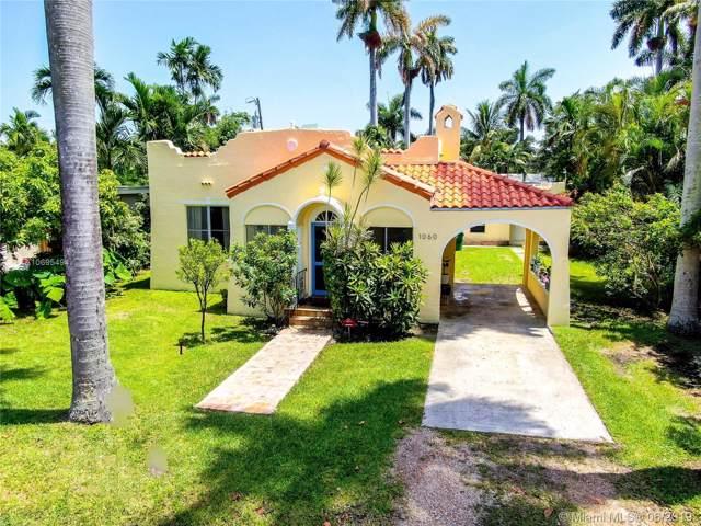 1060 NE 85th St, Miami, FL 33138 (MLS #A10695494) :: Berkshire Hathaway HomeServices EWM Realty