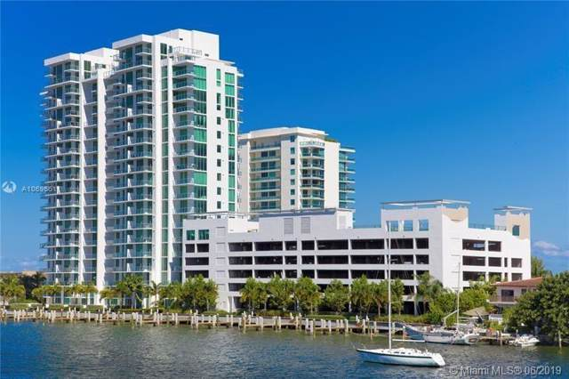 7928 East Dr #801, North Bay Village, FL 33141 (MLS #A10695611) :: United Realty Group