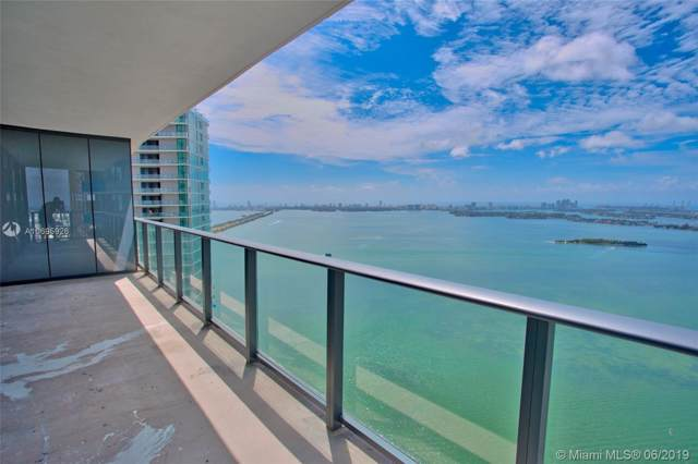 650 NE 32nd #4701, Miami, FL 33137 (MLS #A10695926) :: Grove Properties