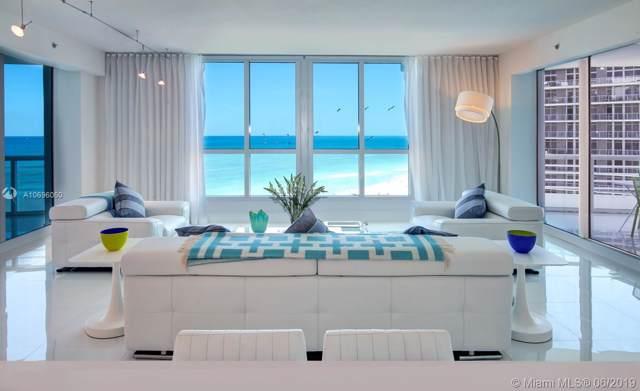3801 Collins Ave #1603, Miami Beach, FL 33140 (MLS #A10696060) :: Castelli Real Estate Services