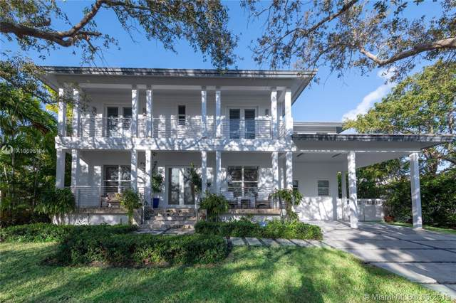 370 Glenridge Rd, Key Biscayne, FL 33149 (MLS #A10696184) :: Green Realty Properties