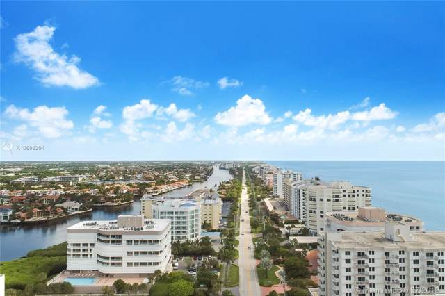 3210 S Ocean Blvd #405, Highland Beach, FL 33487 (MLS #A10699204) :: Prestige Realty Group