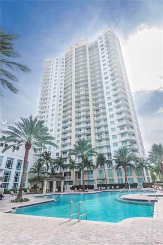 1745 E Hallandale Beach Blvd 507W, Hallandale Beach, FL 33009 (MLS #A10699571) :: Ray De Leon with One Sotheby's International Realty
