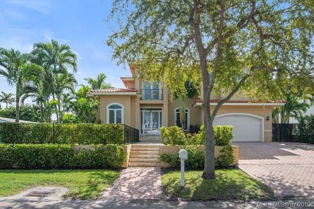 301 Woodcrest Rd, Key Biscayne, FL 33149 (MLS #A10700522) :: Green Realty Properties