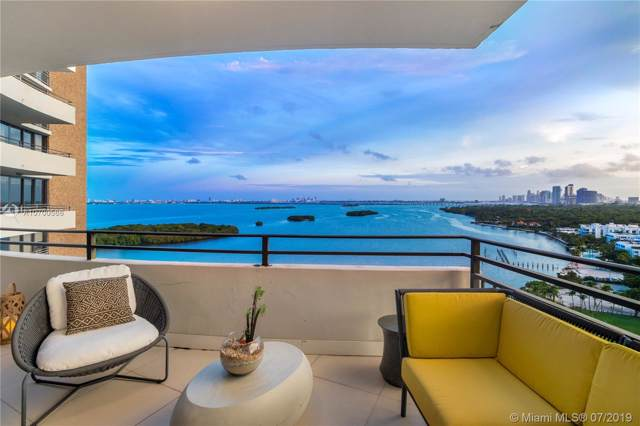 720 NE 69th Street 18W, Miami, FL 33138 (MLS #A10700566) :: Carole Smith Real Estate Team