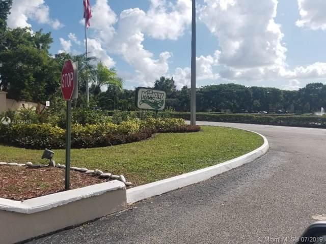 4158 Inverrary Drive #307, Lauderhill, FL 33319 (MLS #A10701492) :: Castelli Real Estate Services