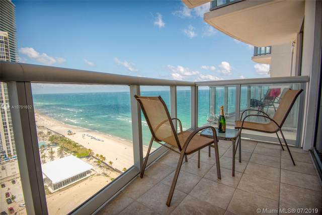18683 Collins Ave #2204, Sunny Isles Beach, FL 33160 (MLS #A10701602) :: The Teri Arbogast Team at Keller Williams Partners SW
