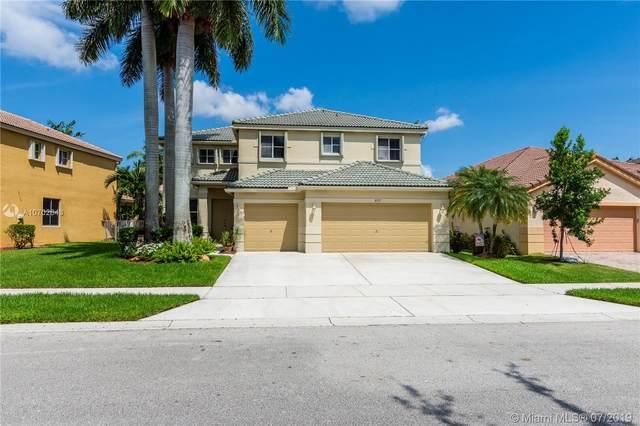 807 Sunflower Cir, Weston, FL 33327 (MLS #A10702643) :: Green Realty Properties