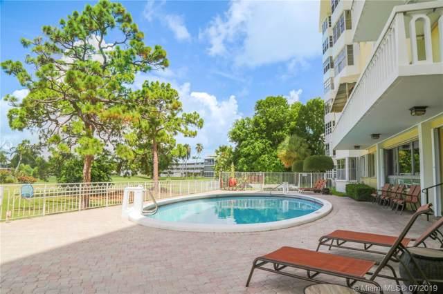 2500 NE 48th Ln #608, Fort Lauderdale, FL 33308 (MLS #A10702825) :: The Kurz Team