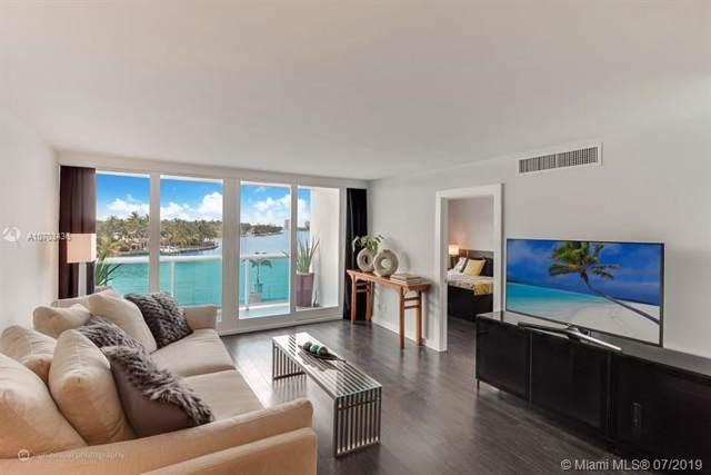 6770 Indian Creek Dr 4G, Miami Beach, FL 33141 (MLS #A10703436) :: Green Realty Properties