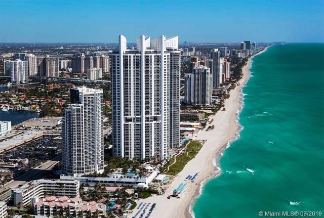 18001 Collins Ave 2414/2415, Sunny Isles Beach, FL 33160 (MLS #A10703658) :: The Teri Arbogast Team at Keller Williams Partners SW