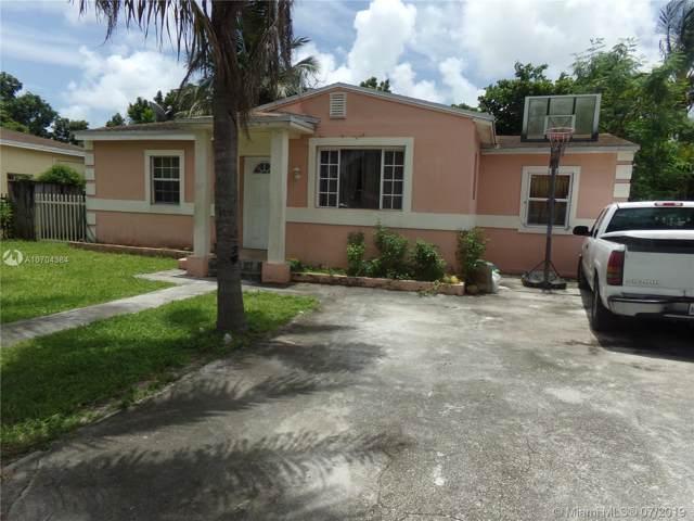 480 NW 109th St, Miami, FL 33168 (MLS #A10704384) :: Albert Garcia Team