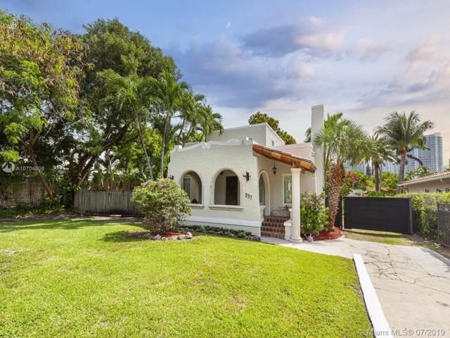 237 SW 20th Rd, Miami, FL 33129 (MLS #A10704606) :: Grove Properties