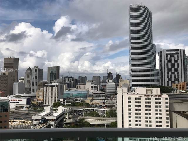31 SE 5th St #2101, Miami, FL 33131 (MLS #A10704632) :: Berkshire Hathaway HomeServices EWM Realty