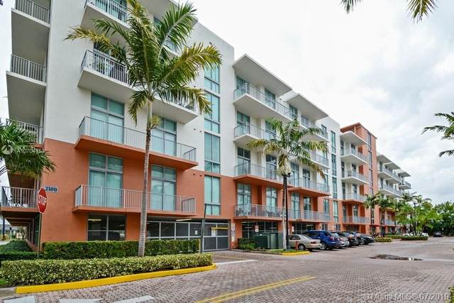 2100 Van Buren St #205, Hollywood, FL 33020 (MLS #A10704753) :: Ray De Leon with One Sotheby's International Realty