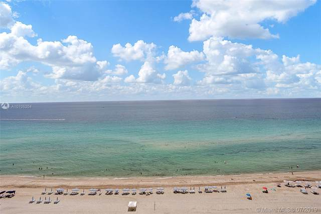 17001 Collins Ave #1604, Sunny Isles Beach, FL 33160 (MLS #A10705204) :: The Riley Smith Group