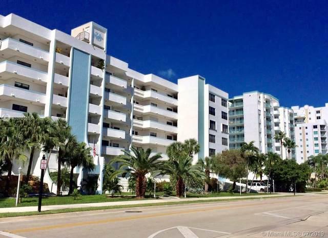17900 N Bay Rd Ph-6, Sunny Isles Beach, FL 33160 (MLS #A10705351) :: Green Realty Properties