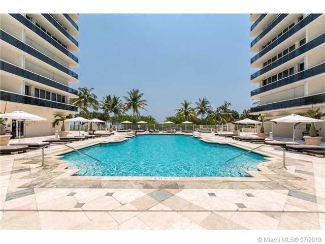 9595 Collins Ave N5-G, Surfside, FL 33154 (#A10705877) :: Posh Properties