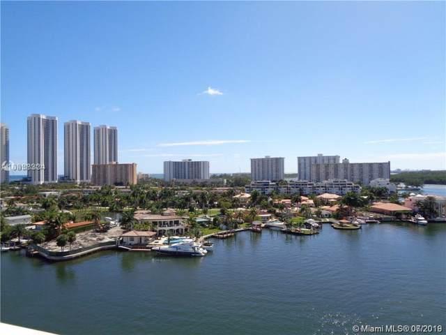 400 Sunny Isles Blvd #1016, Sunny Isles Beach, FL 33160 (MLS #A10706274) :: Patty Accorto Team