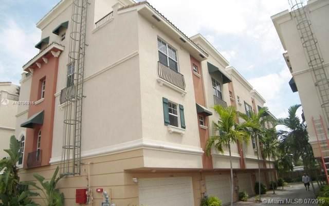 1033 NE 17th Way #1005, Fort Lauderdale, FL 33304 (MLS #A10706316) :: Green Realty Properties