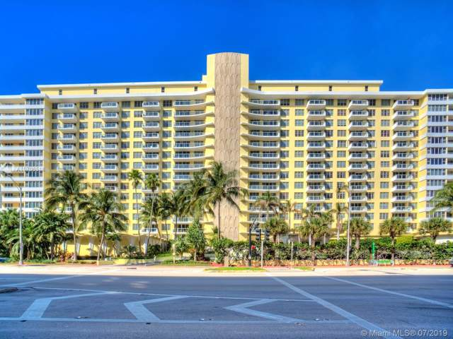 5600 Collins Ave 14E, Miami Beach, FL 33140 (MLS #A10706518) :: Grove Properties