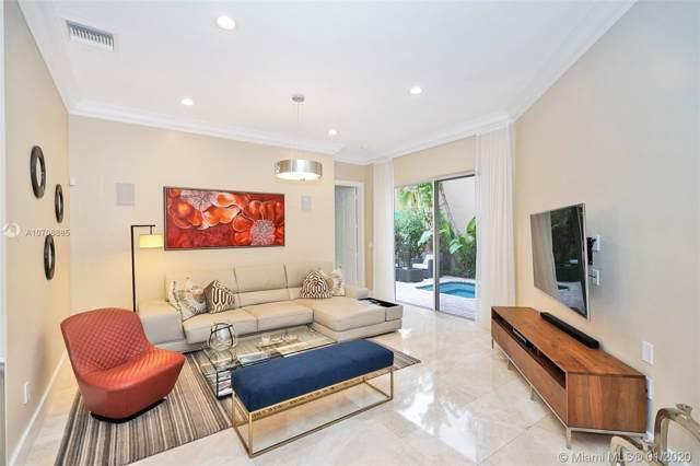 1529 Shoreline Way, Hollywood, FL 33019 (MLS #A10706885) :: Green Realty Properties