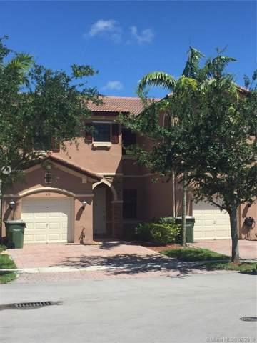 473 SE 37th Pl #473, Homestead, FL 33033 (MLS #A10707336) :: Berkshire Hathaway HomeServices EWM Realty