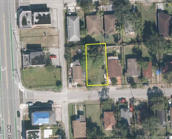 1463 NW 69th St, Miami, FL 33147 (#A10707394) :: Real Estate Authority