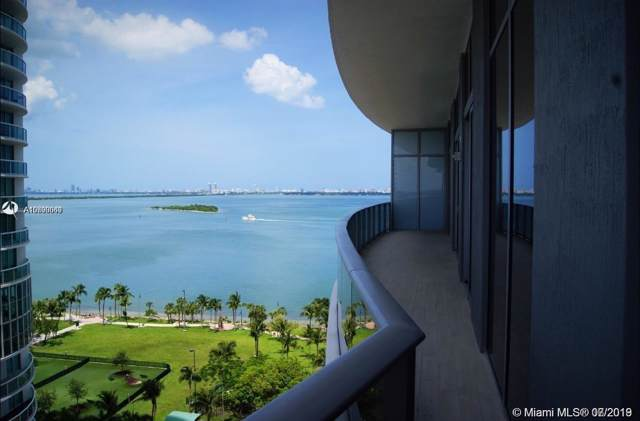 488 NE 18 Street #811, Miami, FL 33137 (MLS #A10708069) :: The Pearl Realty Group