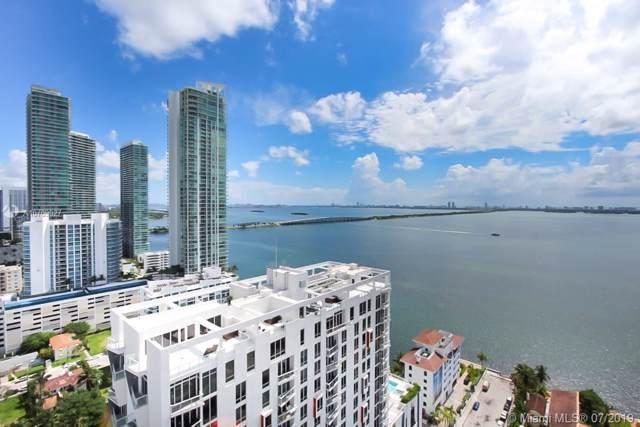 600 NE 27th St #2802, Miami, FL 33137 (MLS #A10709027) :: Patty Accorto Team