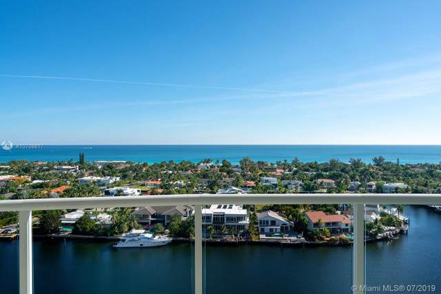 20201 E Country Club Dr #1703, Aventura, FL 33180 (MLS #A10709817) :: The Adrian Foley Group