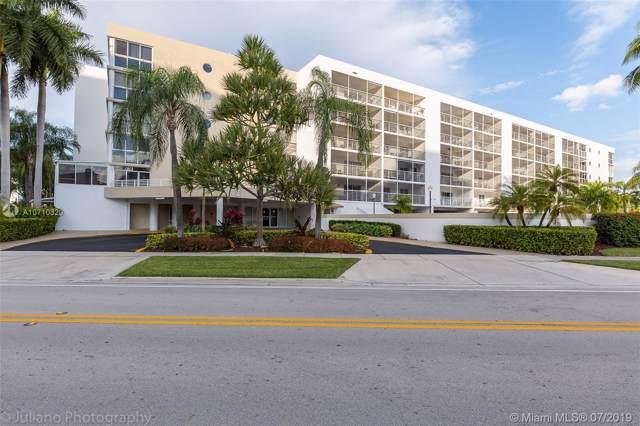 17801 N Bay Rd #514, Sunny Isles Beach, FL 33160 (MLS #A10710320) :: Green Realty Properties