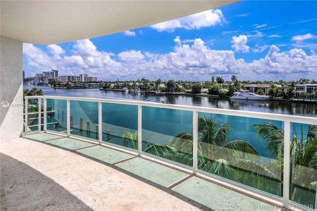 20201 E Country Club Dr #403, Aventura, FL 33180 (MLS #A10711623) :: The Adrian Foley Group