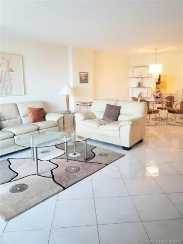 1865 S Ocean Dr 16G, Hallandale, FL 33009 (MLS #A10711993) :: Berkshire Hathaway HomeServices EWM Realty